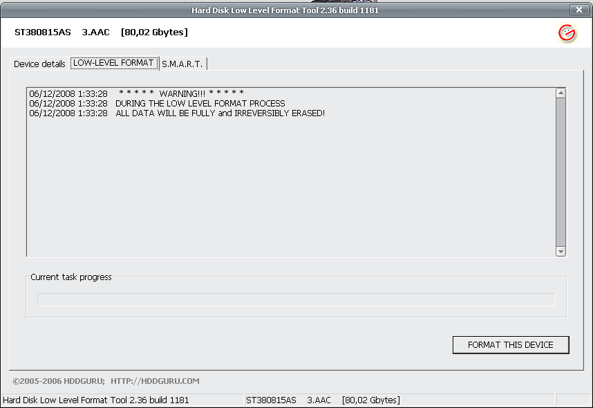 free download hdd llf low level format tool full version