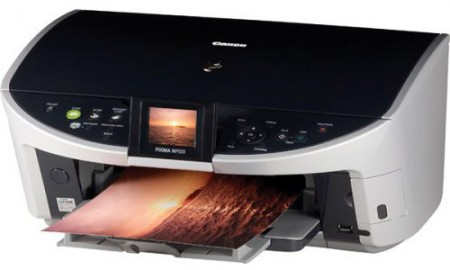 Canon Pixma MP500 All-In-One Photo Printer