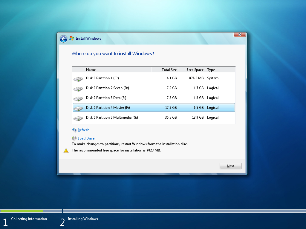 how to change serial number for windows 7