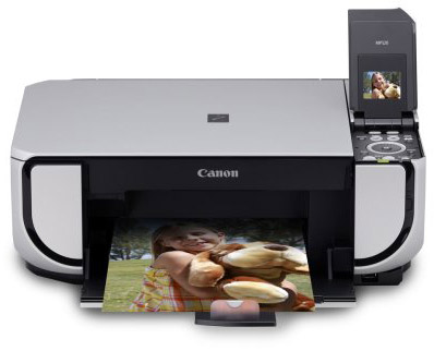 Canon Pixma MP520 Photo All-On-One Inkjet Printer