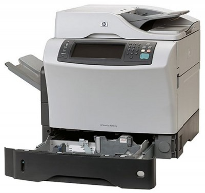 HP LaserJet 4345mfp - multifunction printer