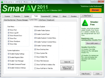 Smadav portable antivirus