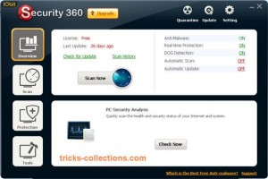 IObit Security 360 free