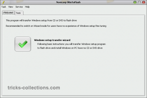 install windows 7 from USB drive 1