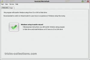 install windows 7 from USB drive 1