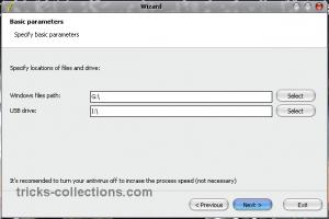 install windows 7 from USB drive 2