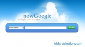 nowGoogle-multiple-search-engine