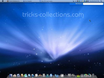 BricoPack LeopardXP 1.0 - Mac OS X Dektop