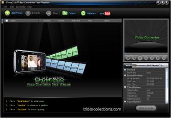 Clone2GO Free Video Converter