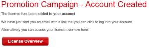 Avira Premium Security Suite License Overview