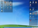 Organize desktop icon with Fences