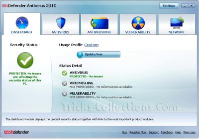 BitDefender Antivirus 2010