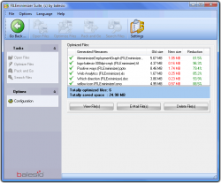 FILEMinimizer suite 2