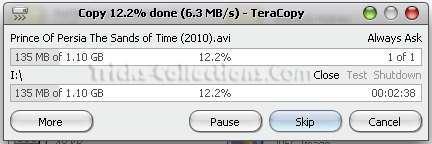 TeraCopy 2.1