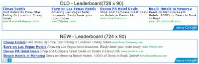 leaderboard-adsense unit