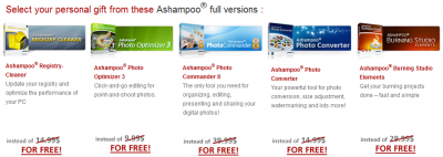 Ashampoo Software Full Version