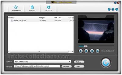 PCHand Video Converter