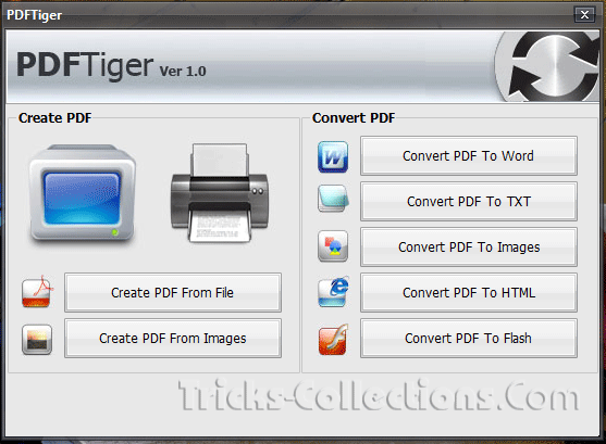 PDFTiger full version