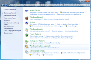 Windows 7 Automatic Update  1