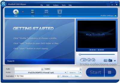 iToolSoft DVD Ripper