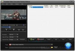 YouTube video converter factory deluxe