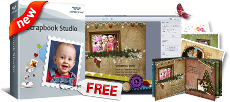 Free Scrapbook Software