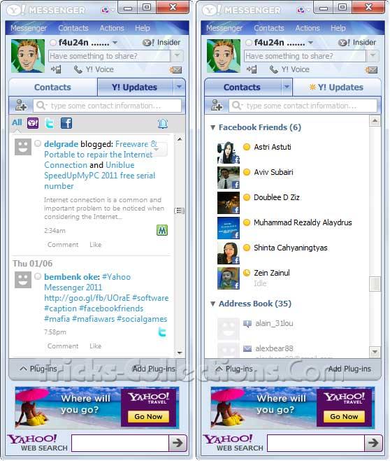 download yahoo messenger 10