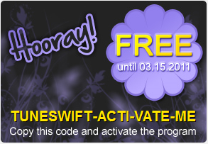 CopyTrans TuneSwift activation code