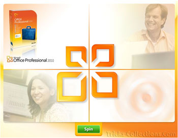 Microsoft-Office-2010-Game-Spin