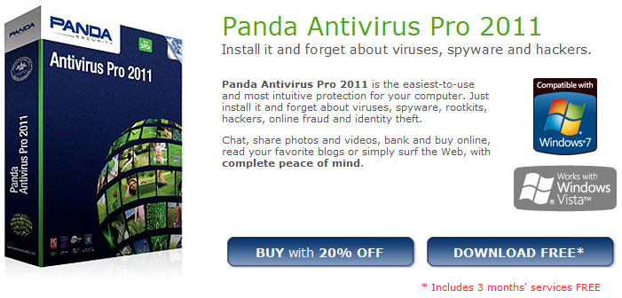 Descargar El Antivirus Panda