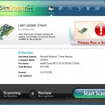 SlimDrivers Free Software to Make Computer Driver Stay Updates