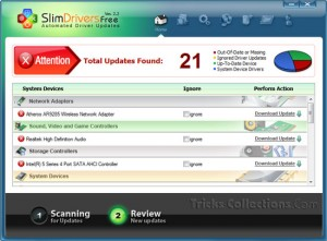 SlimDrivers-Scan-Finished