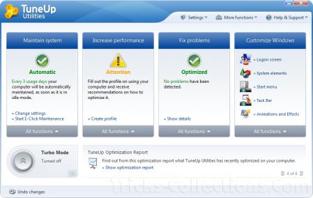 TuneUp Utilities 2010 Full Version