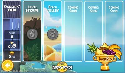Angry Birds Rio Episodes