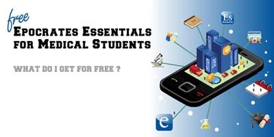 Free Epocrates Essentials