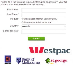 Bitdefender Internet Security 2012 1 Year License