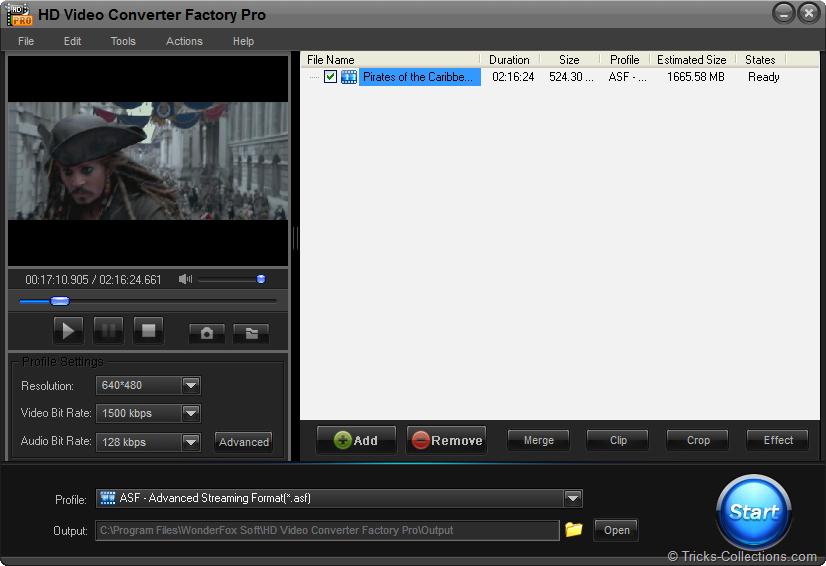 Giveaway Wonderfox Hd Video Converter Factory Pro 3