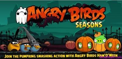 Angry Birds HAM'O'WEEN Halloween Seasons