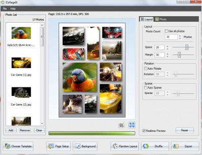CollageIt-Pro Full version