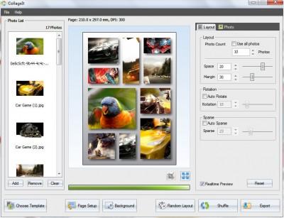 CollageIt-Pro Full version