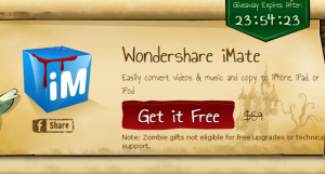 Wondershare iMate License Key for Free
