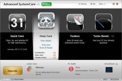 Advanced System Care 5