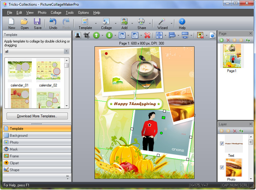 Giveaway Picture Collage Maker Pro Serial Key | Tricks