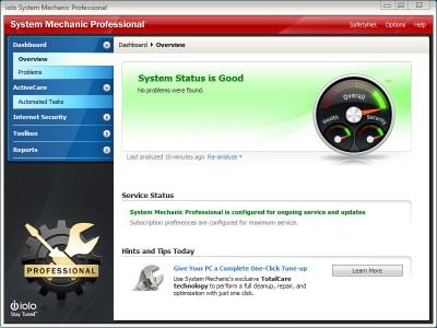 iolo System Mechanic Professional with coupon code