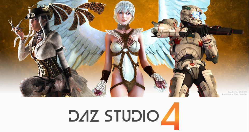 what is daz studio daz studio is a feature rich 3d figure