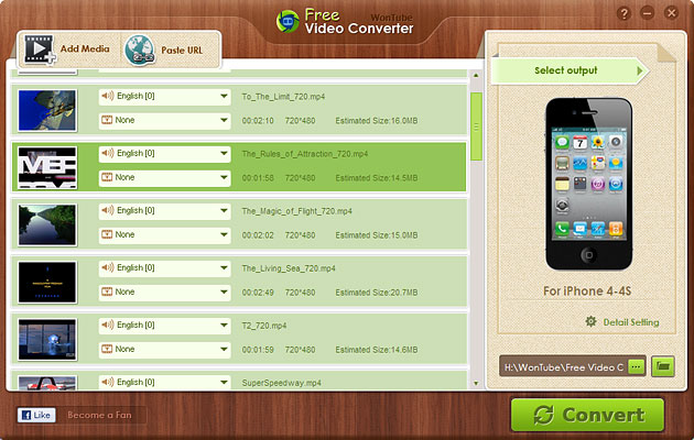 Free Video Converter for MAC and Windows | Tricks