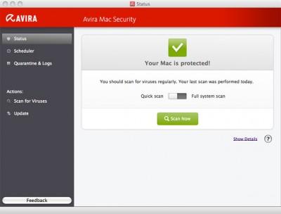 Avira Mac Security Free Avira for Mac