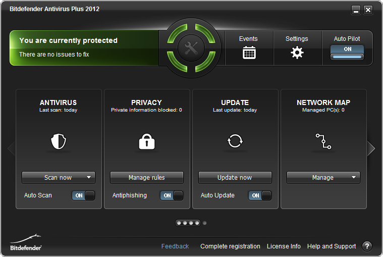 Bitdefender Antivirus Plus 2012 License Key | Tricks-Collections.Com