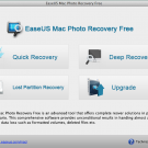 Download EaseUS Mac Photo Recovery Free