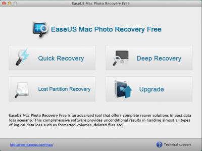 easeus mac photo recovery free